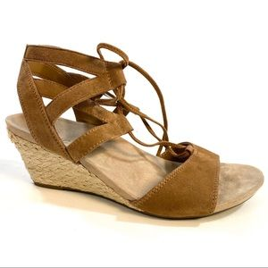 VIONIC NOBLE TANSY CARAMEL Brown Size 10